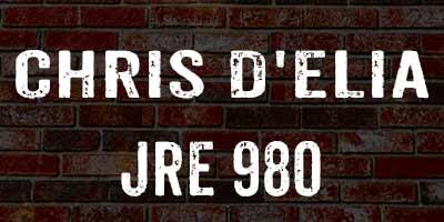 Chris D'Elia / JRE 980 - JRE Companion